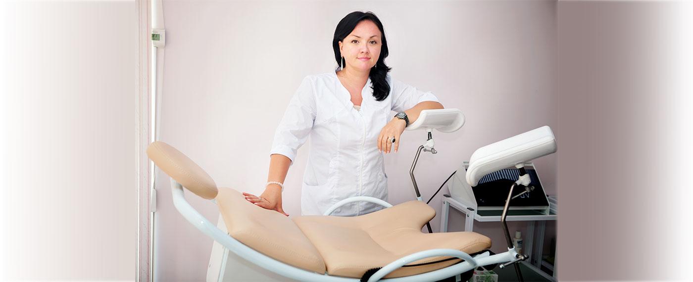 Первичный гинекологический скрининг
